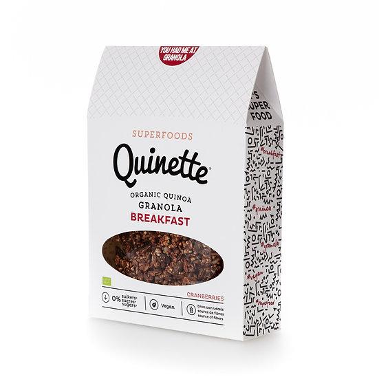 Quinette Breakfast Granola