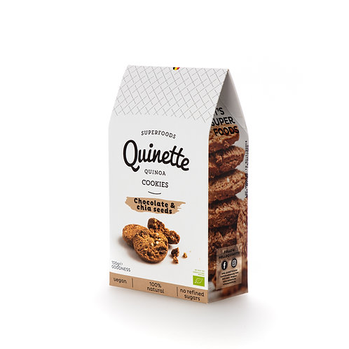 Quinette 100 gr Chocolate Cookies