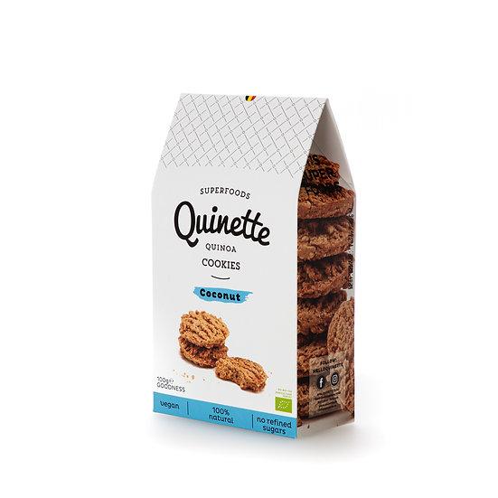 Quinette 100 gr Coconut Cookies