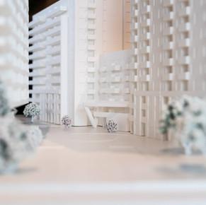 Impression 3D maquette projet NEWMAN