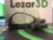 3D printing Finition Lezar3D