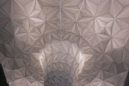 3d print lamp structure