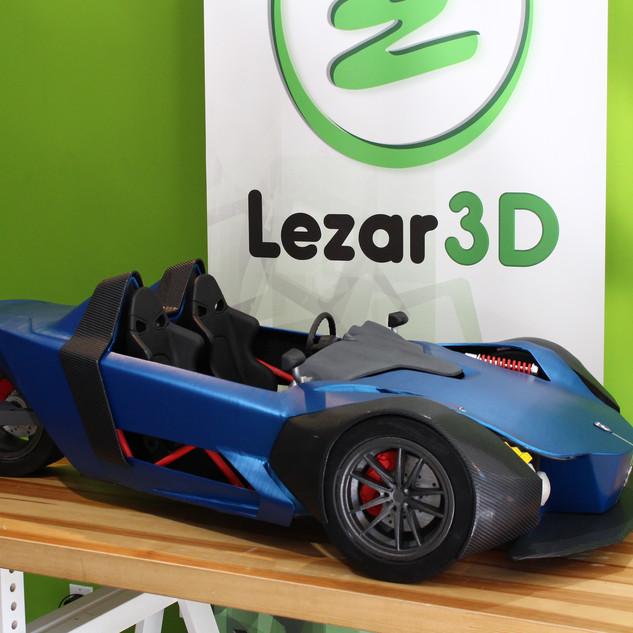 Electric 3 wheels reduce model - Azkarra