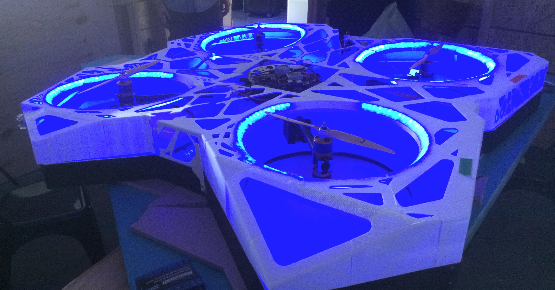 Drone SlidX