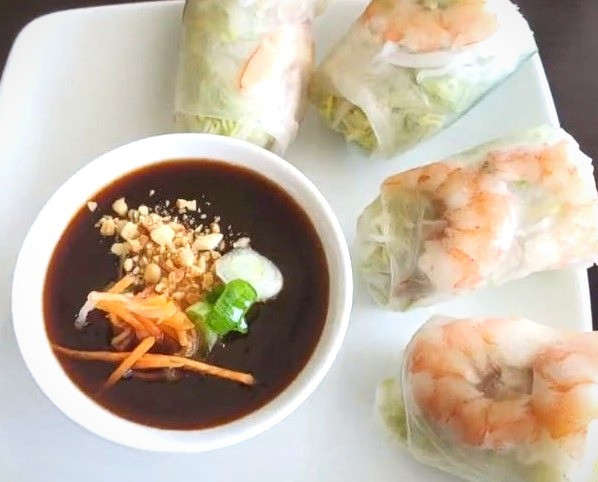 Cold Spring Roll