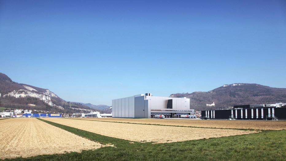 Tiefkühllager Bell AG, Oensingen