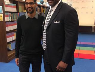 Google Commitment Represents Paradigm Shift for Pittsburgh Public Schools