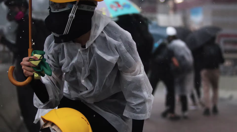 Protest Perspective: Hong Kong