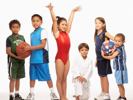 Спорт в жизни детей и его польза