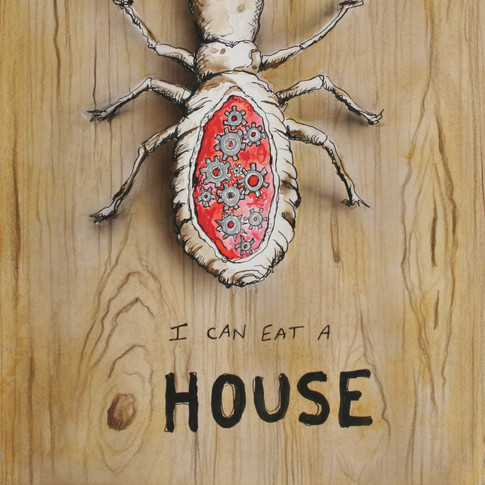 I Can Eat A House