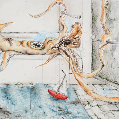 Squid Bath