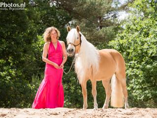 Silvia en Leonie
