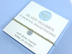 Silver Boobies 6 month Breastfeeding