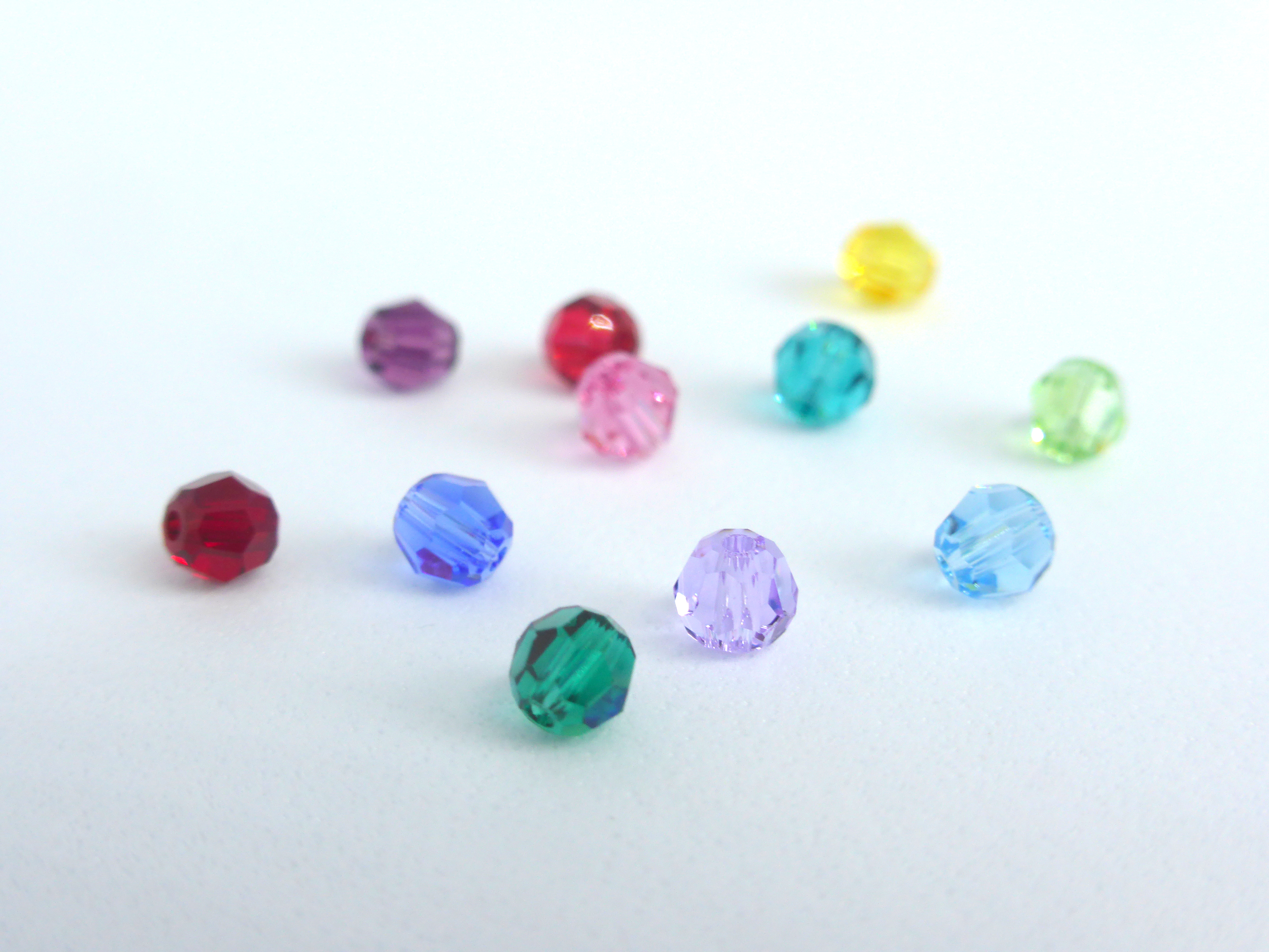 Genuine Swarovski birthstone crystal