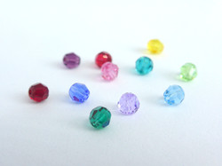 Genuine Swarovski birthstone crystal