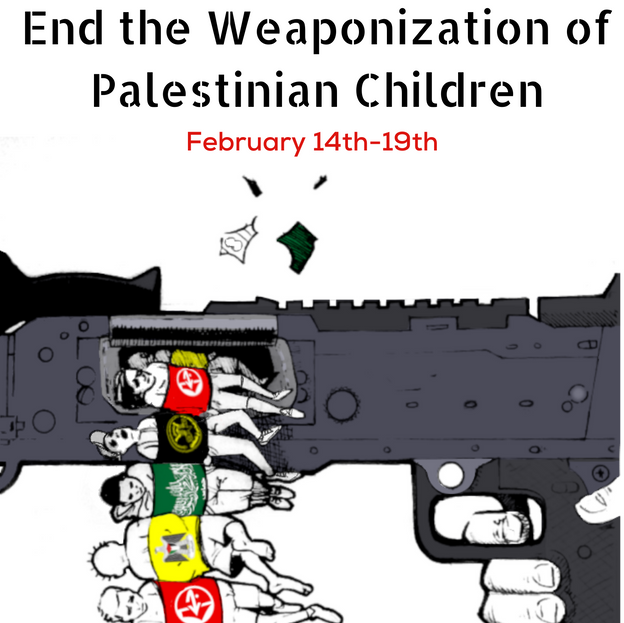 End the Militarization of Palestinian Ch