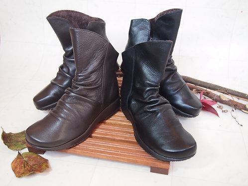 2-WAY Fur Boots