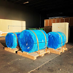 Cratex Corrosion Protection Shrink Wrapping