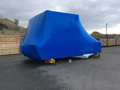 Cratex Shrink Wrapping