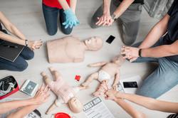 first aid circle