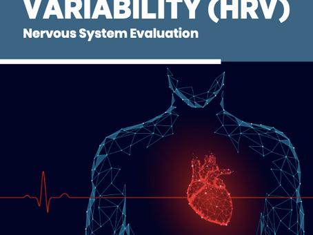 Your ultimate health measurement: Heart Rate Variability (HRV)