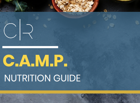 C.A.M.P. Nutrition Guide