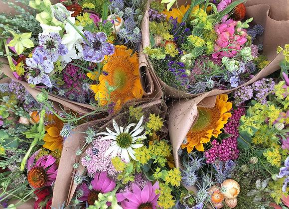 SUMMER Bouquet Subscription