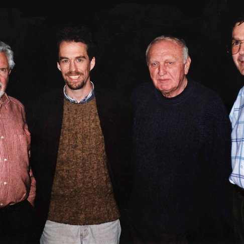 Lothar Klein, Bruce Nicol, Gustav Ciamaga, Dennis Patrick