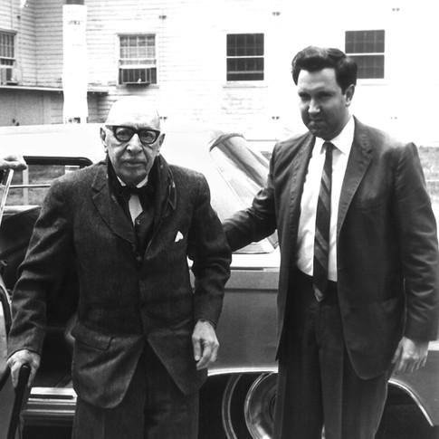 Igor Stravinsky, Lothar Klein, Austin Texas, 1965