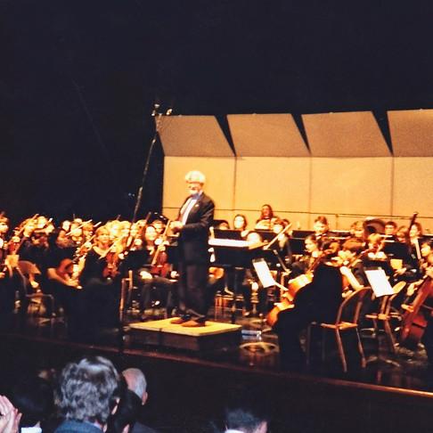 Lothar Klein, Premiere of Danceries for Orchestra 1993