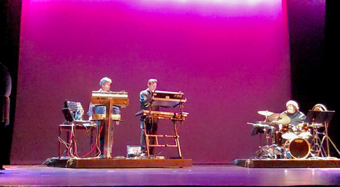 Eric Klein, Bruce MacPherson, Peter Jarvis perform