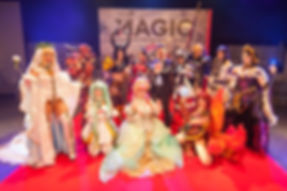 MAGIC KYOTO COSPLAYER MAGICKYOTO2019,  MAGICKYOTO 2019,  MAGIC KYOTO 2019
