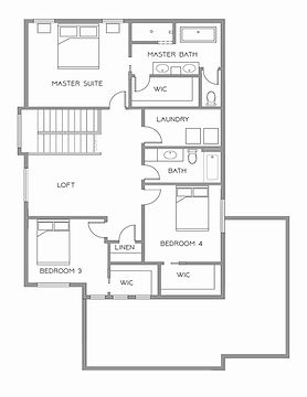 Fargo Two Story with Freestanding Soaker Bathtub 4 Bedrooms Walk in Closet High End Residential