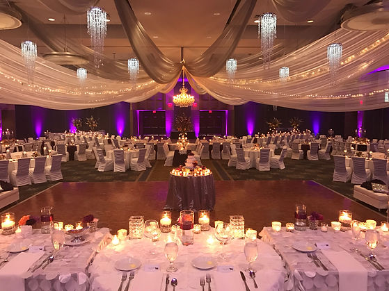 Wedding Uplighting and Entertainment Company