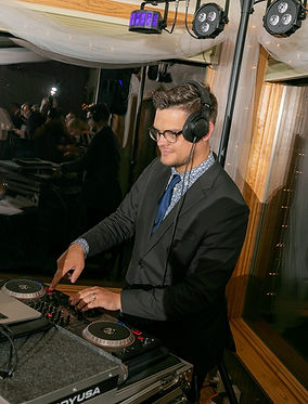 Jason Faye Wedding DJ & Event DJ & MC