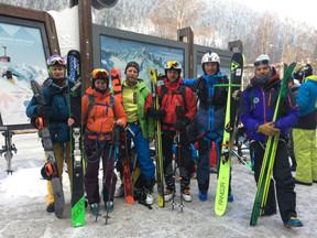 De Haute Route ofwel van Chamonix naar Zermatt op ski's