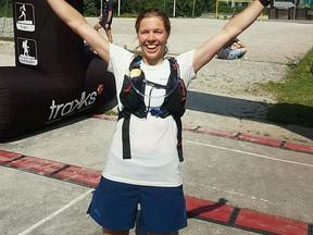 Ohm trail, mijn eerste ultra