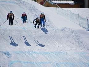 BK skicross