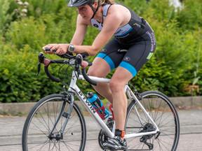 1/4 triatlon in Lommel
