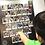 Thumbnail: Retrô com legenda - 12 foto ímãs 5,5x6,5cm