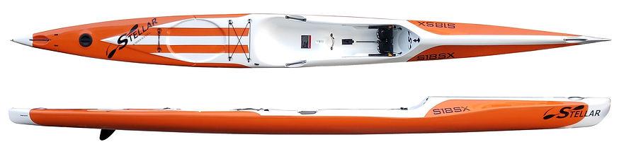 Stellar S18SX Orange
