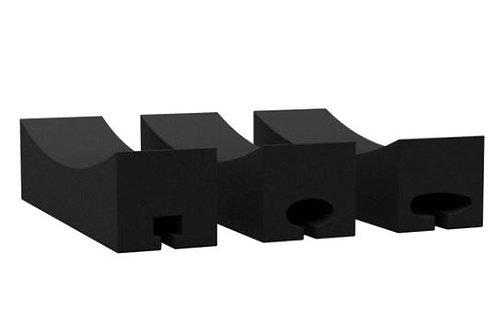 Kajak Sport U foam blocks