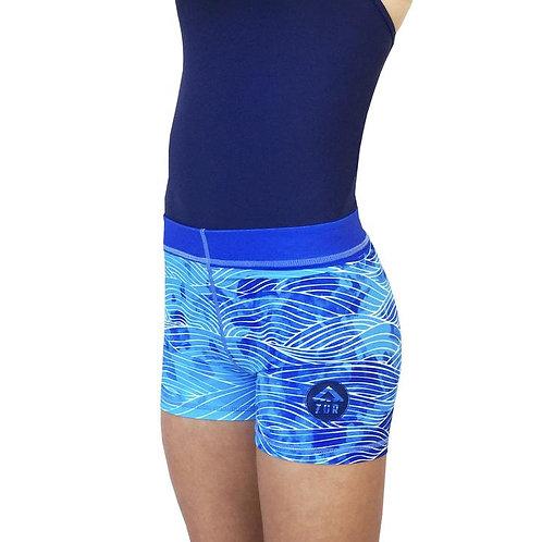 Azur Paddle Shorts Waves