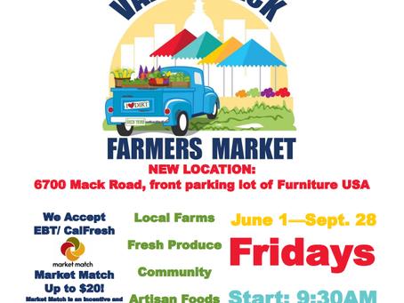 Valley-Mack Farmers Market
