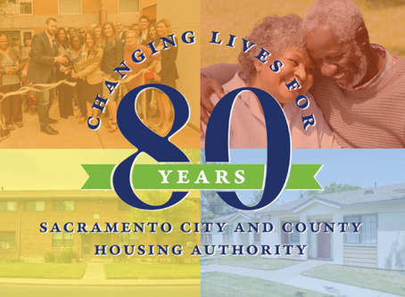 SHRA 80th Anniversary Special in Sacramento Observer