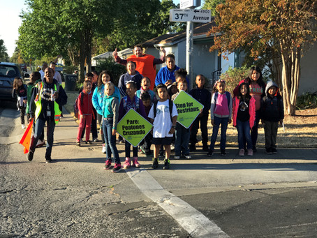 Breaking Barriers to Safe Walks