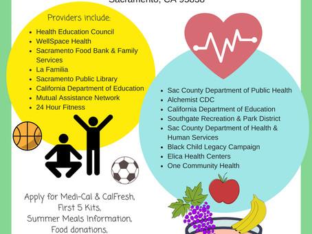 Promise Zone Health Fair!