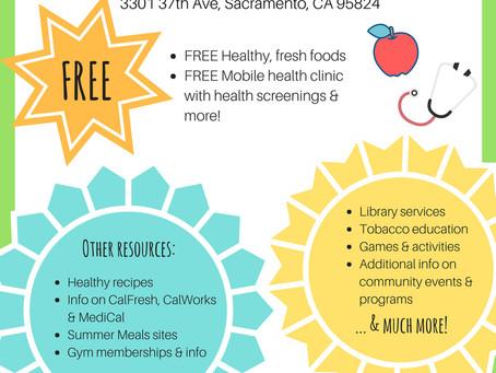 Promise Zone Health Fair