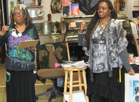 Straight Out Scribes: Mother/Daughter Poetry Duo Artists, Writers, Activists, Speakers, & More