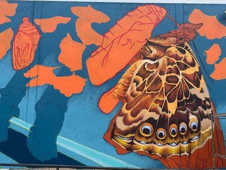 Mural Project: Partnering to Create Beautiful Change